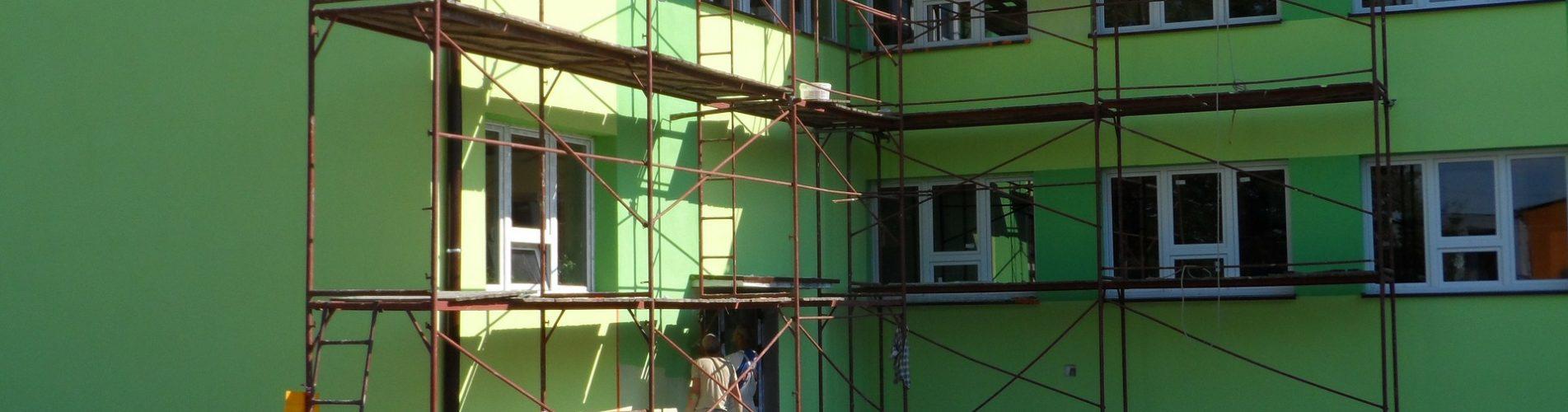 Zateplování a rekonstrukce fasád Brno